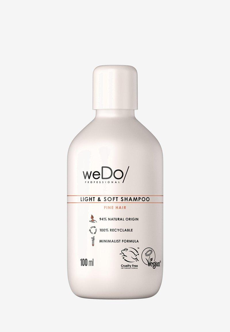weDo/ Professional - LIGHT & SOFT SHAMPOO - Shampoo - -