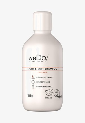 LIGHT & SOFT SHAMPOO - Shampoo - -