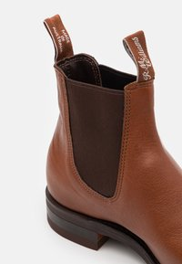 R. M. WILLIAMS - COMFORT CRAFTSMAN SQUARE G FIT UNISEX - Classic ankle boots - tanbark - 5