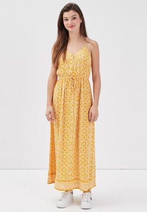 Maxi dress - jaune