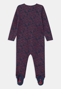 Guess - BABY UNISEX - Sleep suit - bleu/deck blue - 1
