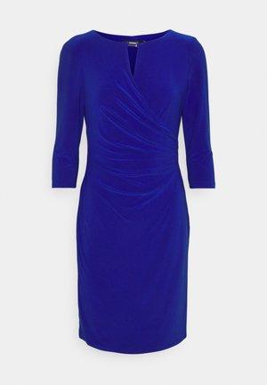 MID WEIGHT DRESS TRIM - Vestido de tubo - french ultramarin
