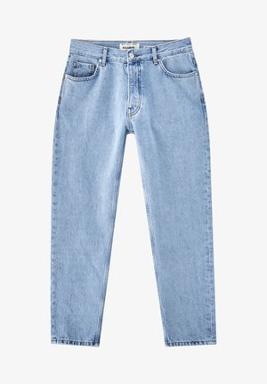 Jeans a sigaretta - light blue