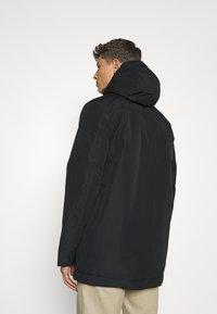 Lyle & Scott - TECHNICAL - Winter coat - jet black - 2