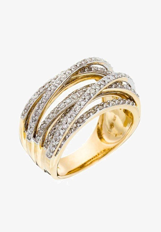 WOMEN'S GOLD - Ring - yellow