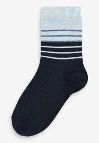 Next - 7 PACK - Socks - blue - 4