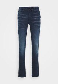 ONSLOOM LIFE ZIP  - Slim fit jeans - blue denim