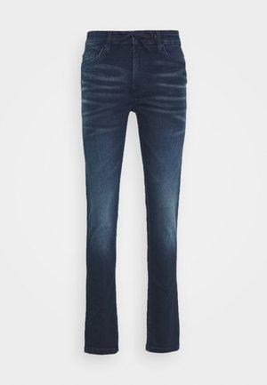 ONSLOOM LIFE ZIP  - Jeans slim fit - blue denim