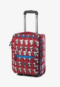 pick & PACK - PANDA  - Wheeled suitcase - rot - 0