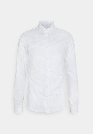 NATURAL EXTRA SLIM - Formal shirt - light blue