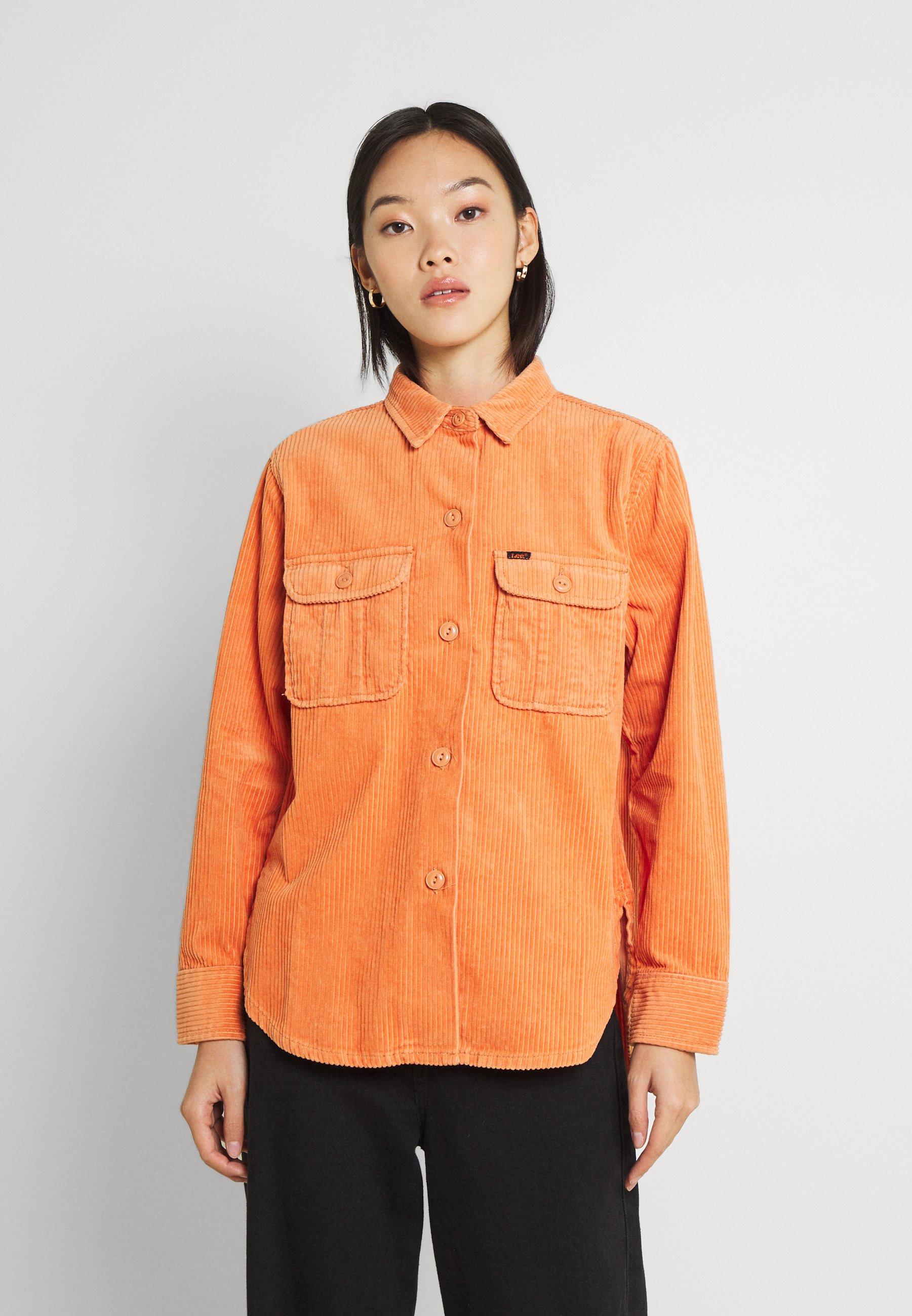 Women OVERSHIRT - Button-down blouse