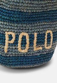 Polo Ralph Lauren - STRIPES BUCKET - Kabelka - blue/multi - 4