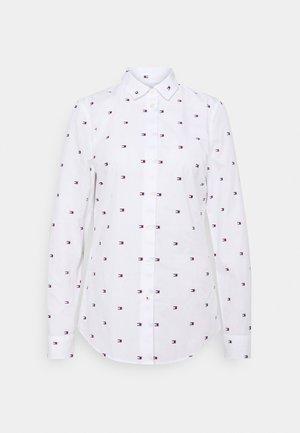 FELICIA REGULAR - Button-down blouse - white