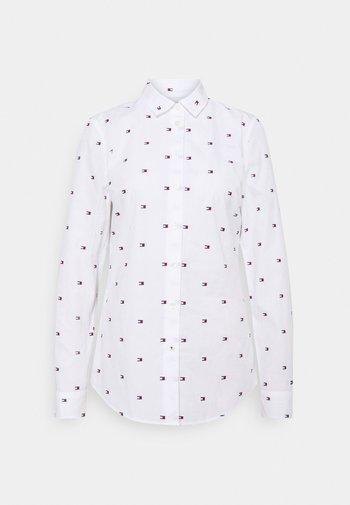 FELICIA REGULAR - Camicia - white