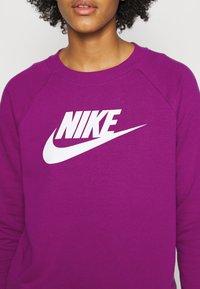 Nike Sportswear - CREW - Sweatshirt - cactus flower/white - 5