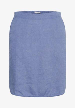 RHAPSOPW - A-lijn rok - gray blue