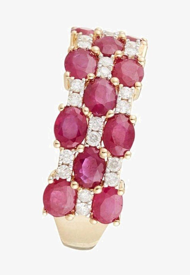Ring - red pink