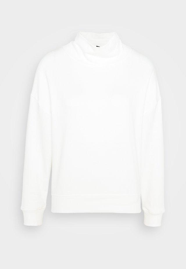 KAREN - Sweater - light dusty white