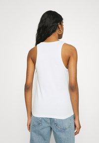 Nike Sportswear - TANK  - Topper - barely green/white - 2