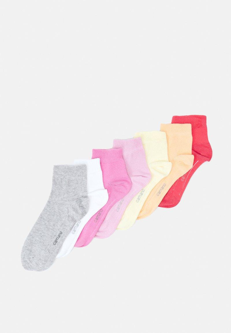 camano - ONLINE CHILDREN 7 PACK - Ponožky - peach echo