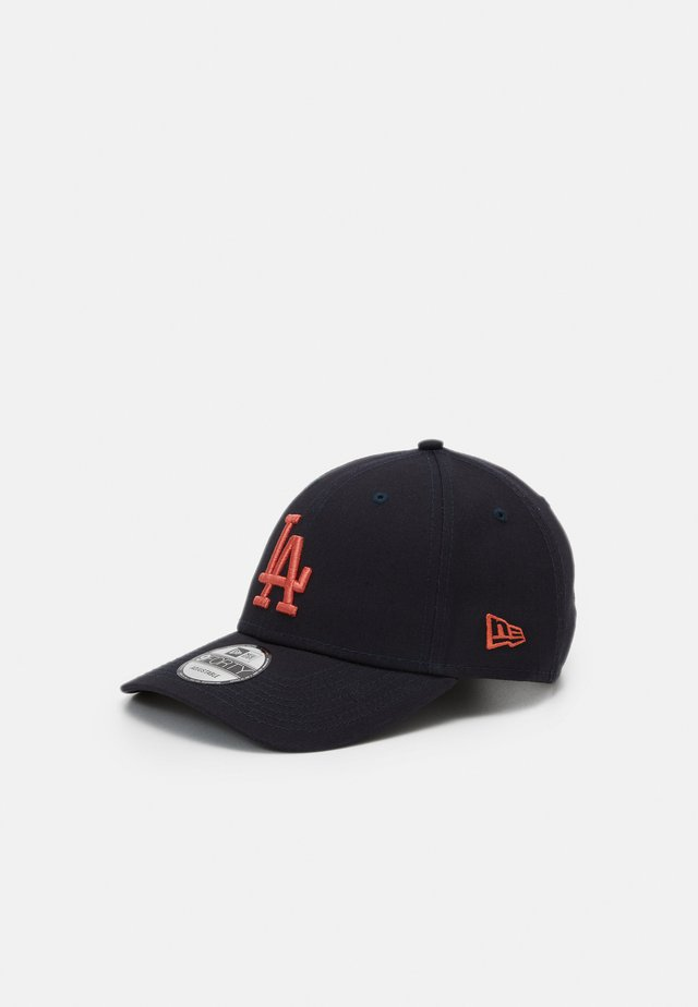 LEAGUE ESSENTIAL 9FORTY UNISEX - Cappellino - dark blue/orange