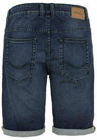 camel active - Denim shorts - dark blue - 4