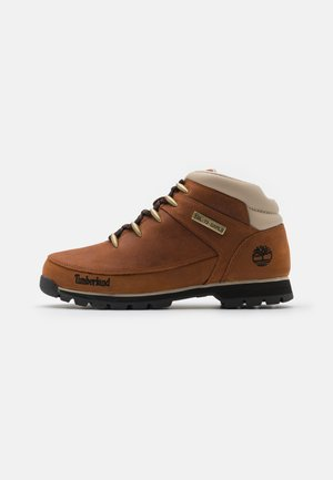EURO SPRINT HIKER - Lace-up ankle boots - red brown