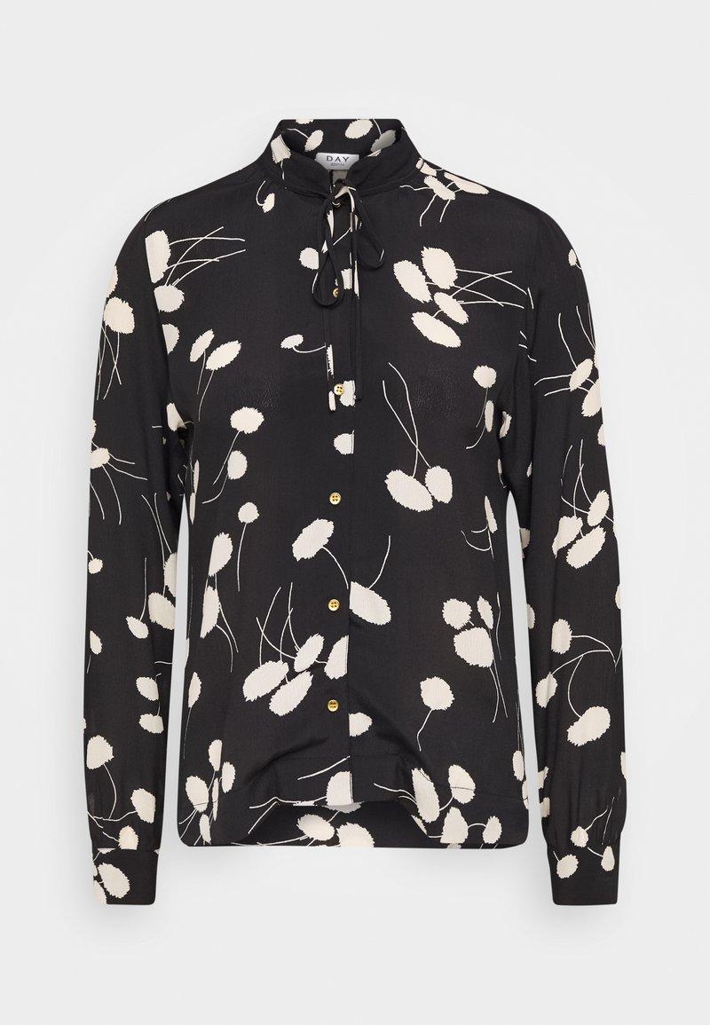 DAY Birger et Mikkelsen - HEART - Button-down blouse - black