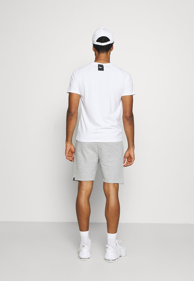 Sports shorts - heather grey