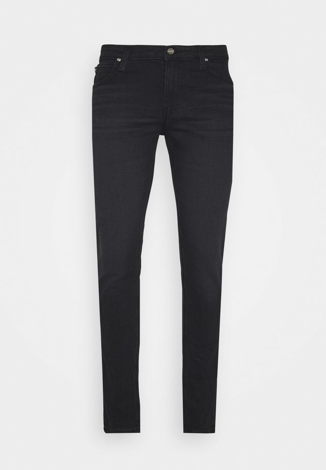 MALONE - Slim fit jeans - raven black