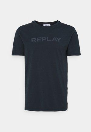 Print T-shirt - aviator blue
