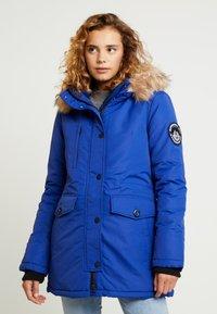Superdry - ASHLEY EVEREST - Winter coat - cobalt - 0