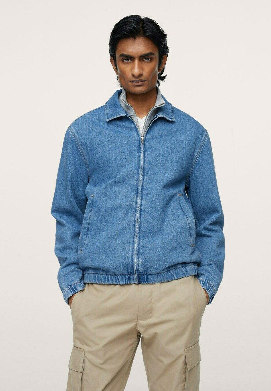 Men MIT REISSVERSCHLUSS - Denim jacket