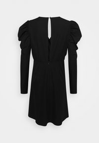 Selected Femme - SLFPRETTY DRESS  - Denní šaty - black - 8