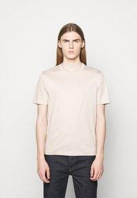 Tiger of Sweden - OLAF - Basic T-shirt - beige - 0
