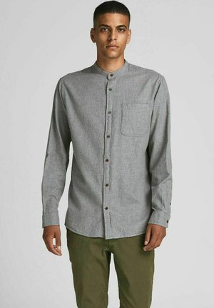JJEBAND  - Shirt - light grey melange