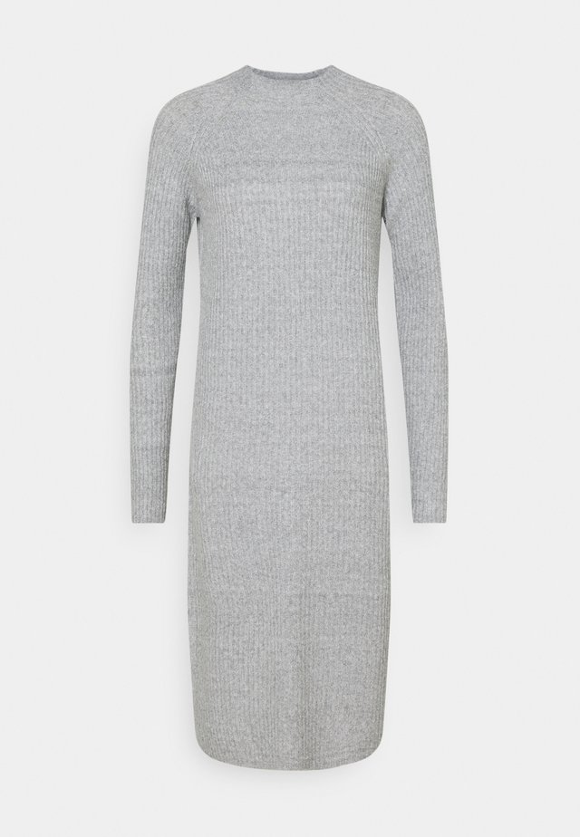 PCDISA  - Jumper dress - light grey melange