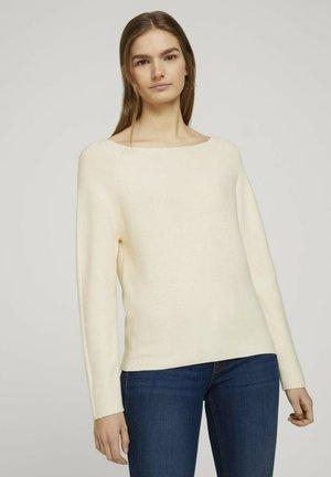 Maglione - soft creme beige