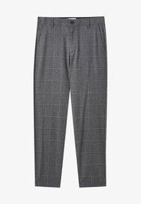 PULL&BEAR - Chinos - mottled grey - 5