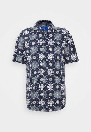 JORCASABLANCA RESORT SHIRT - Overhemd - navy blazer