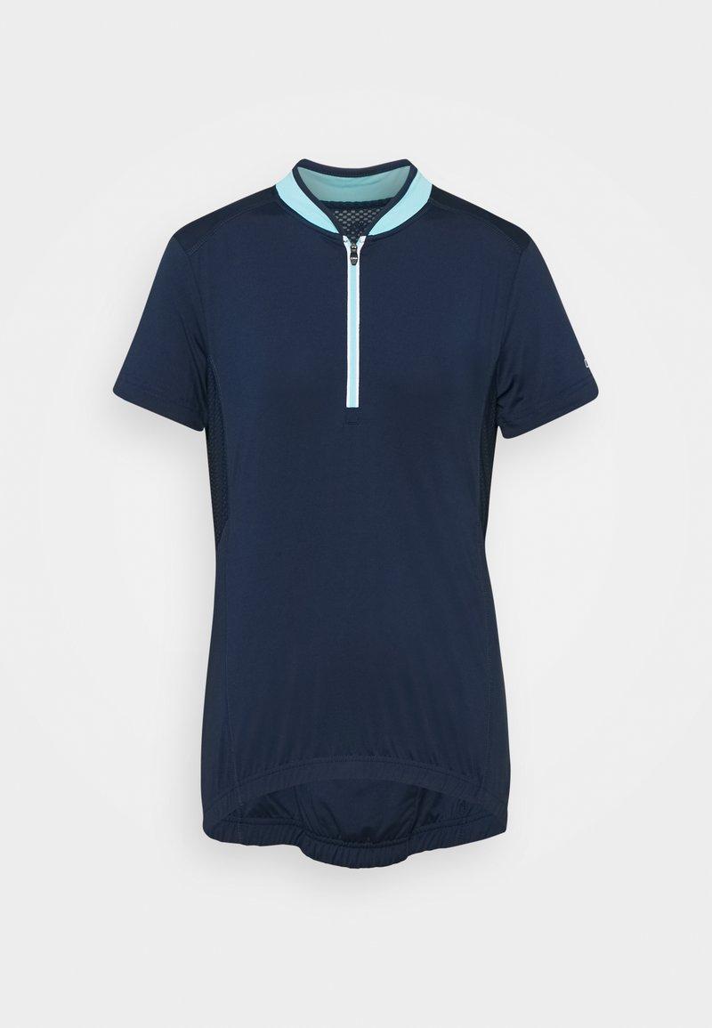 CMP - WOMAN BIKE - Basic T-shirt - blue