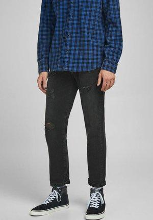 FRANK LEEN CJ - Jeans baggy - black denim