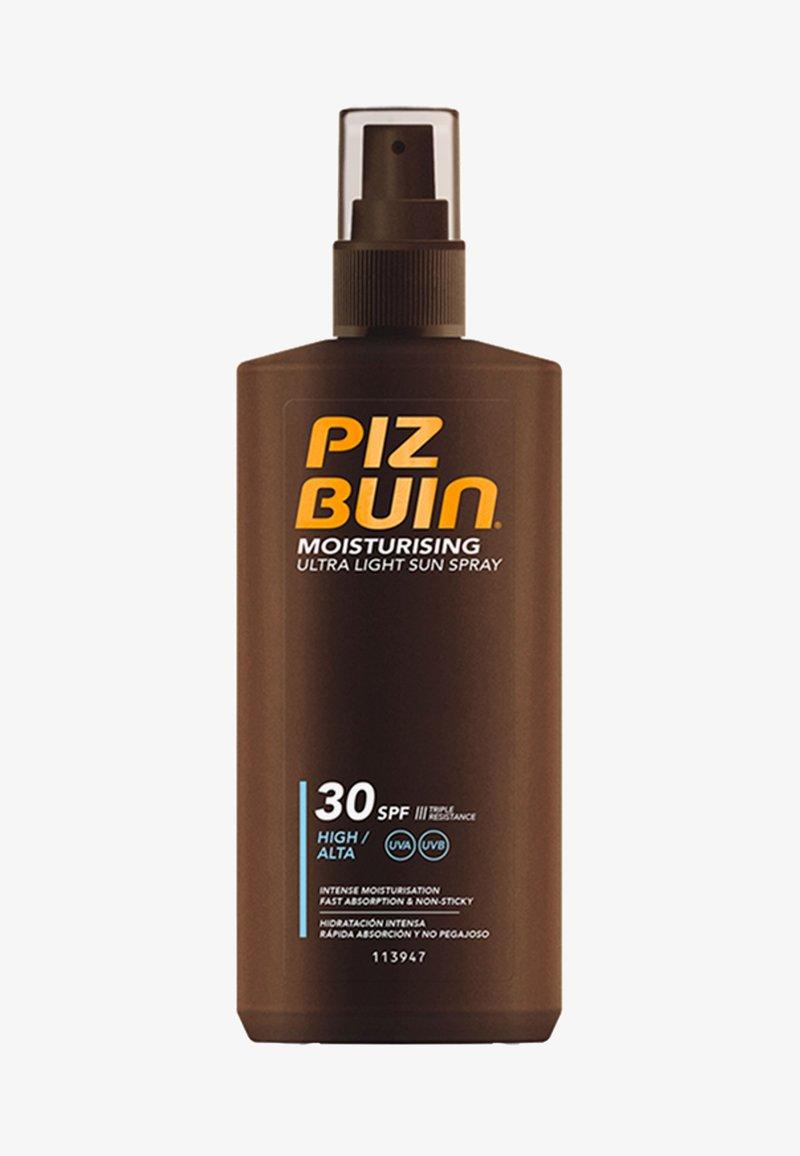Piz Buin - SONNENSCHUTZ MOISTURISING ULTRA LIGHT SUN SPRAY LSF 30 - Sun protection - -