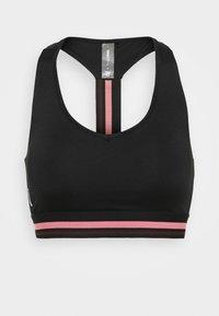 ONLY Play - ONPBAKO SPORTS BRA - Medium support sports bra - black - 5