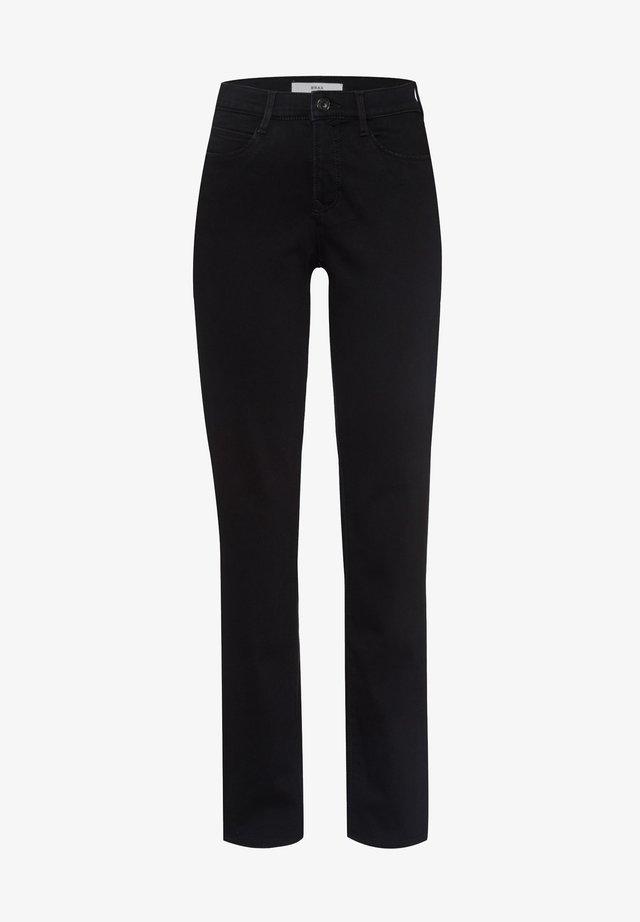STYLE CAROLA - Slim fit jeans - clean black black