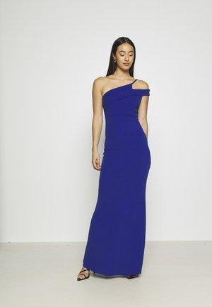 ALAYA MAXI DRESS - Společenské šaty - electric blue
