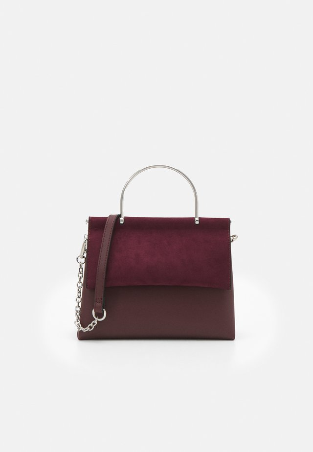 MATTY NEW MATILDA XBODY - Handbag - dark burgundy