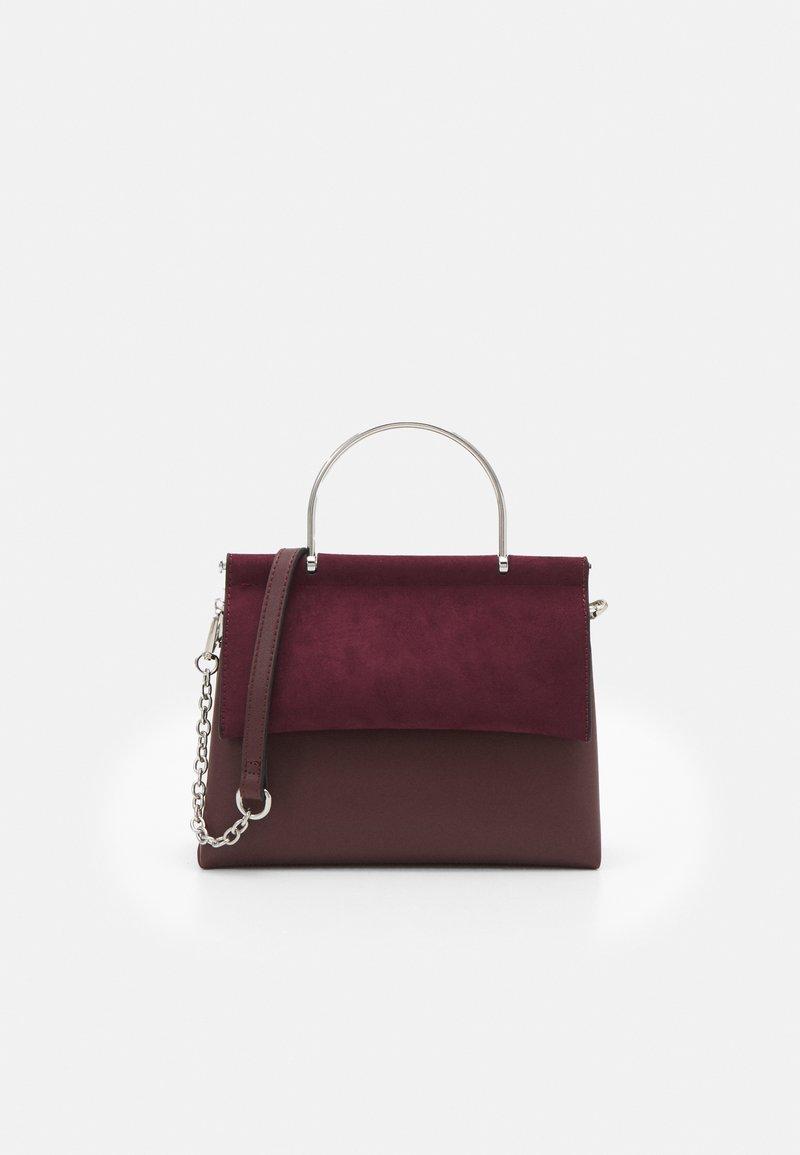 New Look - MATTY NEW MATILDA XBODY - Sac à main - dark burgundy