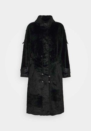 SAGESSE VESTE - Classic coat - black