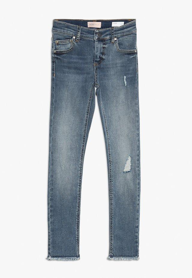 KONBLUSH REA - Jeans Skinny Fit - medium blue denim